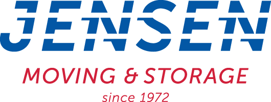Jensen Moving & Storage logo